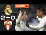 Real Madrid vs Sevilla 2-0 Highlights & All Goals HD
