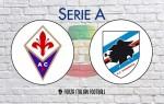 Fiorentina v Sampdoria: Official Line-Ups