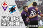 VIDEO: Fiorentina 3-3 Sampdoria – Frantic Franchi hosts thriller