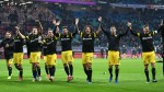 Axel Witsel winner keeps Dortmund six points clear at top