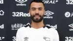 Ashley Cole: Derby County sign veteran ex-England defender