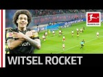 Witsel Stunner Fires Dortmund to Victory!
