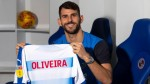 Nelson Oliveira: Reading sign Norwich City's Portugal striker on loan