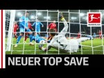 Manuel Neuer's Super Save Secures Bayern Win