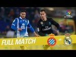 Full Match RCD Espanyol vs Real Madrid LaLiga 2017/2018