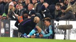 Pochettino: Alli injury blow comes at 'worst moment' for Tottenham