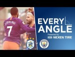 RAHEEM STERLING | Every Angle vs Huddersfield