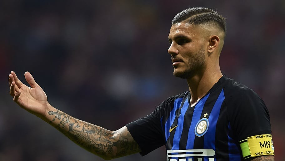 Wanda Nara Hopes to Meet With Inter 'During the Week' to Finalise Mauro Icardi Contract Extension