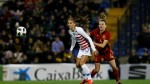 "Alex Morgan: ""I'm very impressed with the growth of women's football in Spain"""