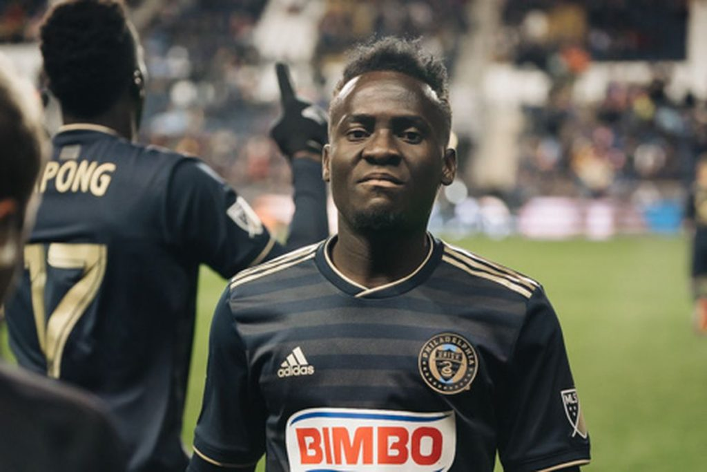 MLS star David Accam admits having a difficult first season at Philadelphia Union