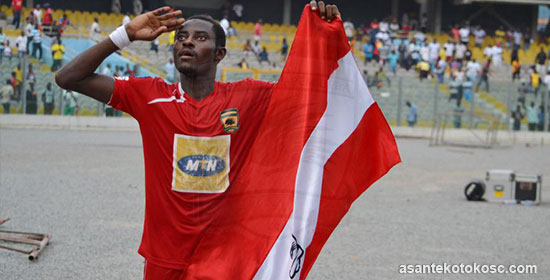 Former Kotoko defender Ahmed Adams completes Ashantigold move