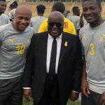 Ghana coach Kwesi Appiah reveals President Akufo-Addo's growing interest in football