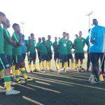 South Africa U-20 team intensifies preparations ahead of Niger 2019