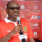 CAF Confederations Cup: Kotoko C.E.O George Amoako laments over missed chances despite win over Coton Sport