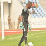 Dwarfs goalkeeper Frank Andoh happy with imminent return of football