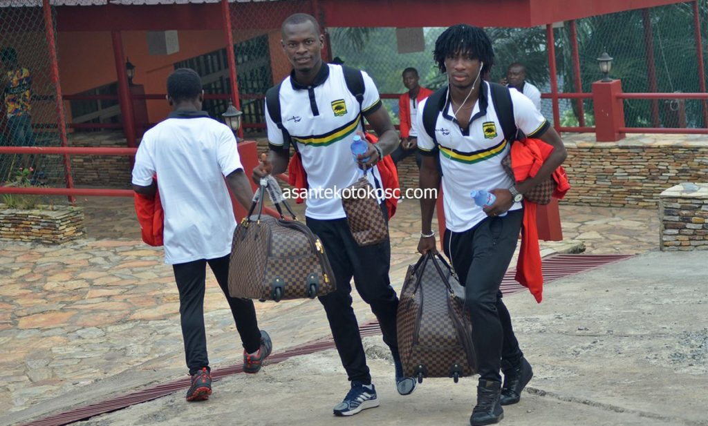 CAF Confederation Cup: Asante Kotoko set to arrive on Tuesday