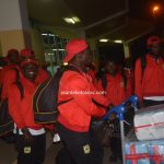 Asante Kotoko arrive in Ghana after CAF Confederation Cup exit