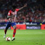 Atlético Madrid midfielder Thomas Partey disappointed by Copa del Rey exit