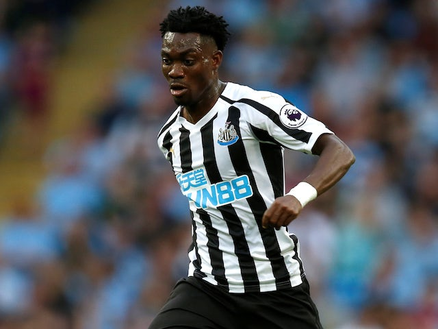 A twist of fate could give Ghanaian winger Christian Atsu new chance in Newcastle frontline
