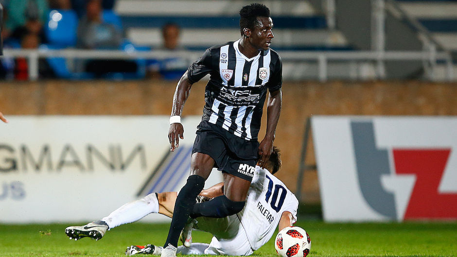 EXCLUSIVE: Austrian top-flight side TSV Hartberg sign Reuben Acquah on loan for the rest of season