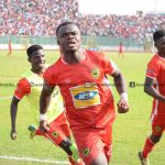 CAF Confederation Cup: Kotoko captain Amos Frimpong calls for focus ahead of ZESCO United match