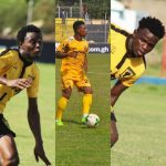 Kotoko keen to sign Ashantigold trio - Mumuni, Akaminko and Djodi