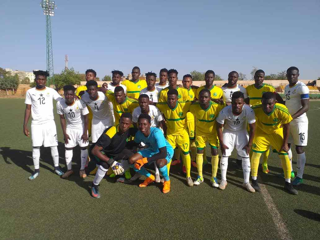 Black Satellites held by Sahel FC in final friendly ahead of AYC