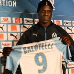Mario Balotelli completes loan move to Olympique Marseille from Nice