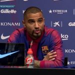 Ex-AMG Group member Showboy advises Barcelona new boy Kevin-Prince Boateng against returning to the Black Stars