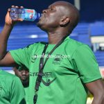 VIDEO: 'Riled' Asante Kotoko coach Akunnor tells journalist to 'reason up' in tetchy post-match conference