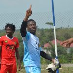 Kotoko goalkeeper Dan Lad Ibrahim excited to be part of Black Satellites team for AYC
