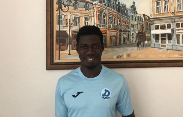 Ghanaian midfielder Derrick Mensah leaves Dunav Ruse by mutual consent
