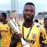 Betway Cup: Ashantigold defender Eric Donkor excited to win first trophy with the club
