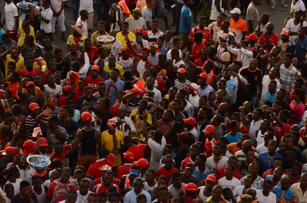 Asante Kotoko fans charged to paint Kumasi red ahead of Confed Cup playoff second leg against Coton Sport