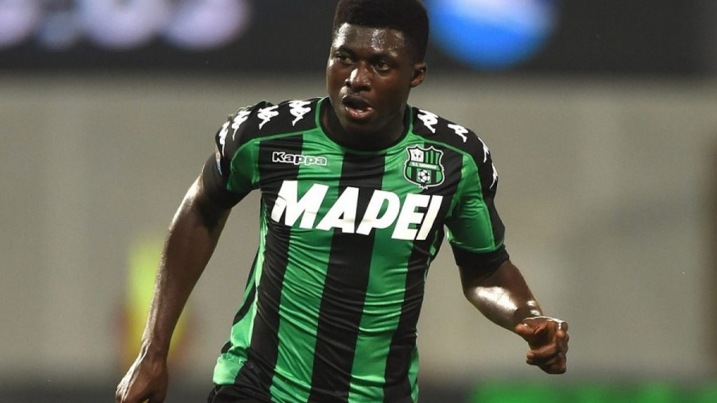 Alfred Duncan rules out Sassuolo exit in the January transfer window