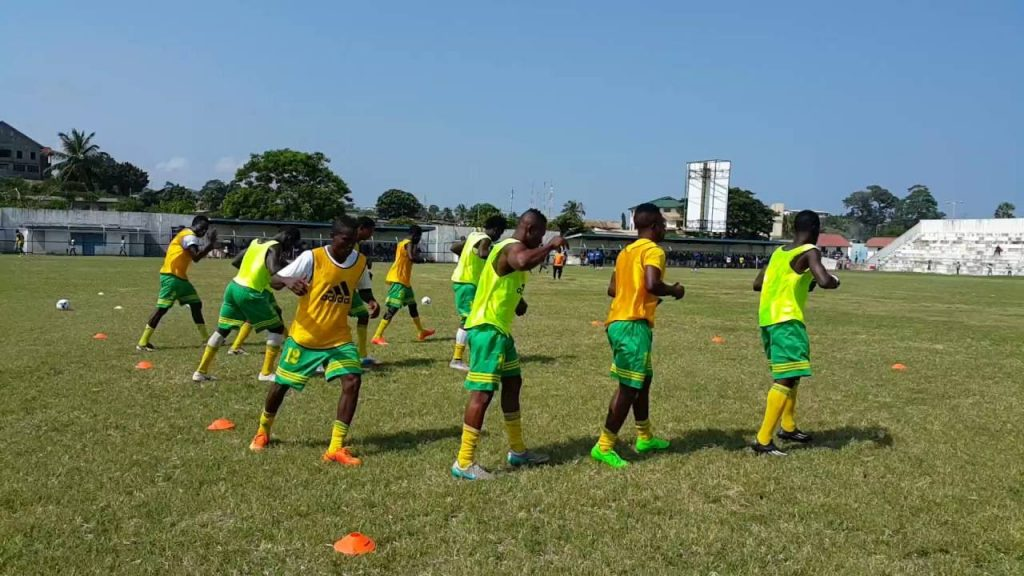 Ebusua Dwarfs resume training ahead of Normalisation Committee special tournament