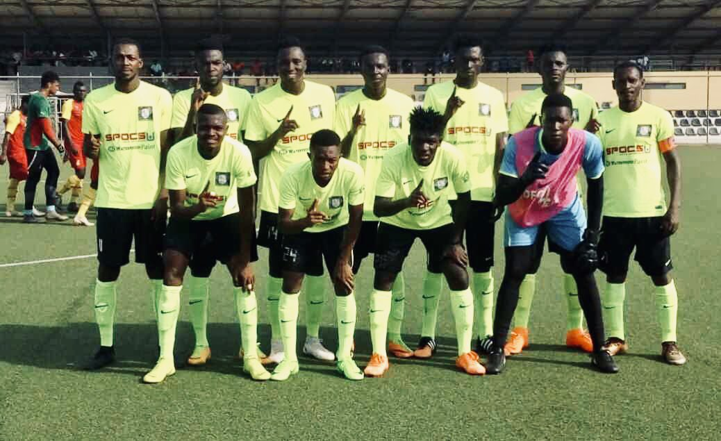 Friendly Report: Dreams FC play out 1-1 draw with Heart of Lions