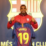 I engineered Prince Boateng's move to Barcelona - Sassuolo coach discloses