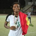 "Black Queens defender Faustina Ampah ""humbled and honoured"" by SWAG Award nomination"