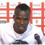 Ghanaian midfielder Isaac Coffie eyes La Liga promotion with Sporting Gijon