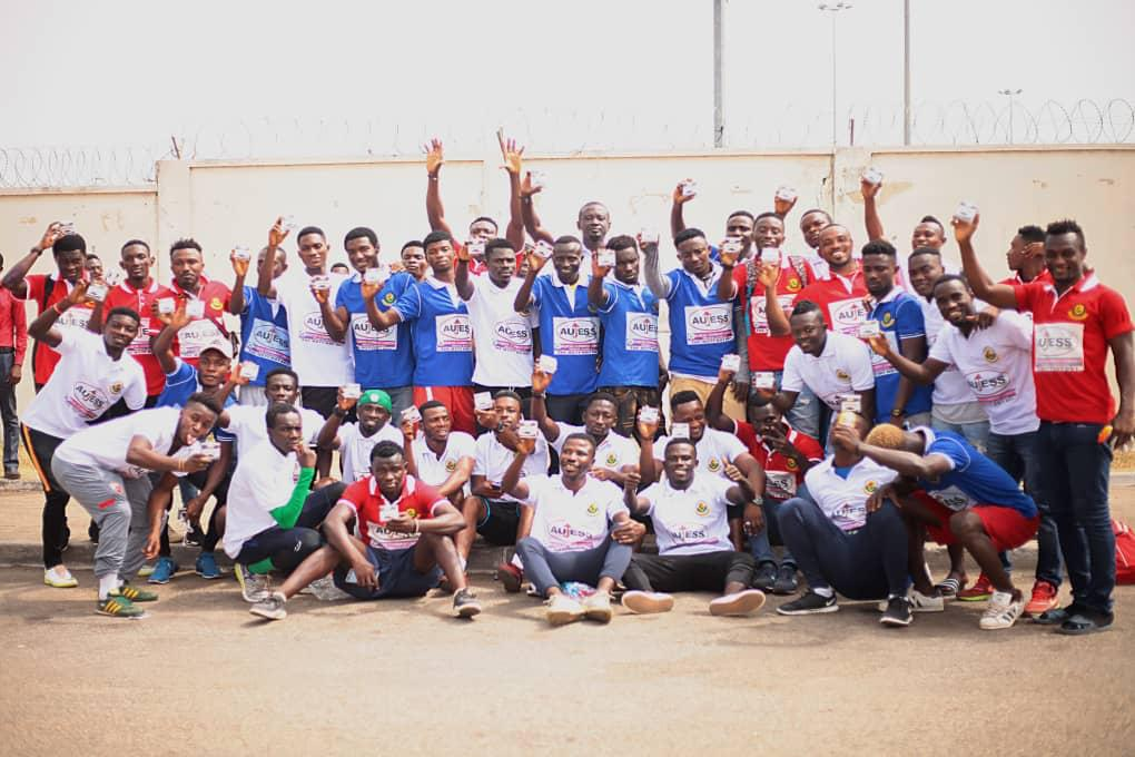 Ex-Kotoko star Francis Akwaffo sets up welfare body Great United Footballers Association