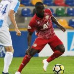 Ghana winger Edwin Gyasi in CSKA Sofia squad for Spain winter training camp