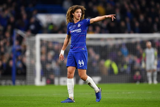 Ghanaian defender Ethan Ampadu targets Chelsea return