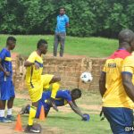 Hearts of Oak resume training today after Christmas vacations