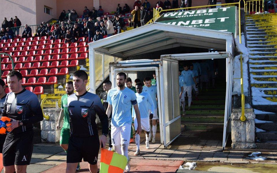 Samuel Inkoom makes debut for Bulgarian side Dunav Rousse in friendly win