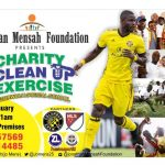 Jonathan Mensah's Foundation to clean up Dzorwulu Special School on Saturday