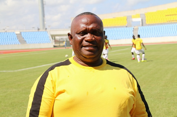 Black Satellites coach Jimmy Cobblah remains positive ahead of AYC despite poor friendly results
