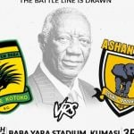 J.A Kufuor Cup: Bizarre end mars Kotoko clash against rivals Ashantigold