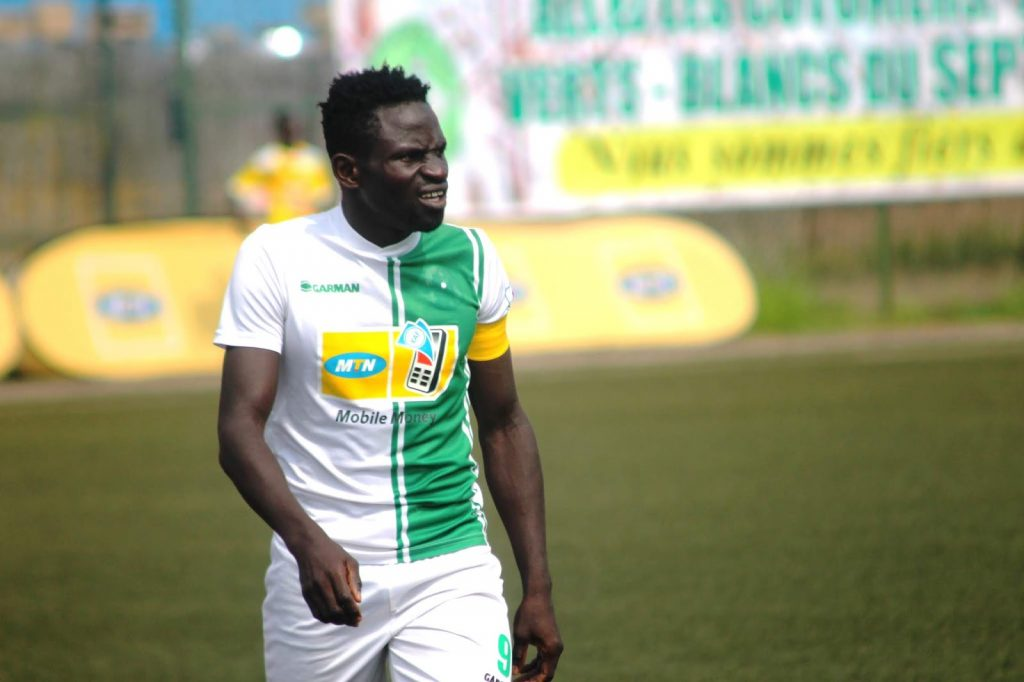 CAF Confederation Cup: Coton Sport skipper Kamilou Daouda anticipating difficult match against Asante Kotoko