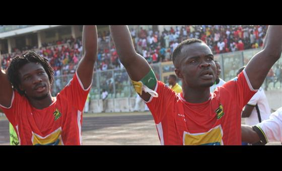 Asante Kotoko seek to exorcise Ghost of Omdurman